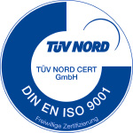 Certificate TÜV Nord